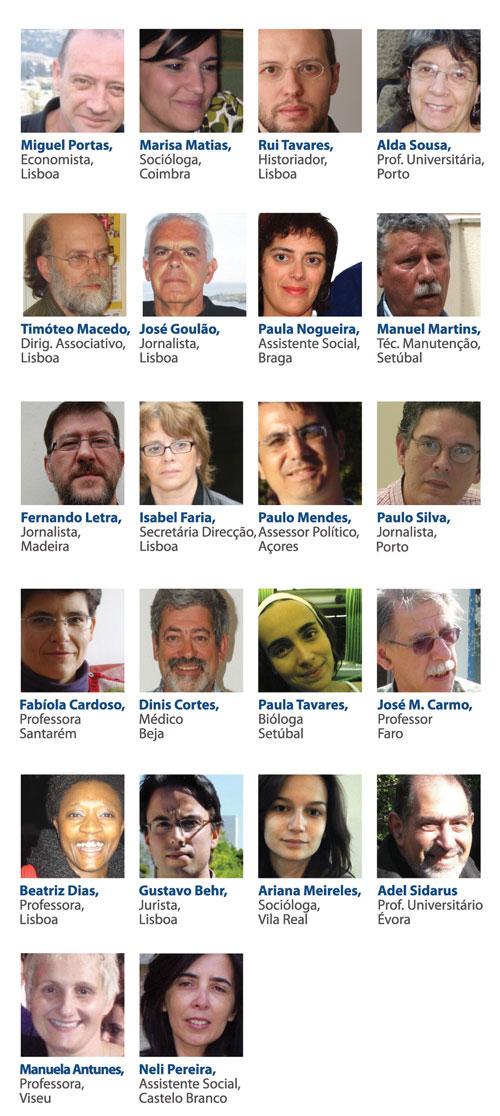 Lista do Bloco de Esquerda ao Parlamento Europeu (2009)
