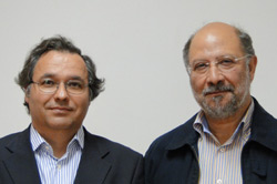 Victor Franco e Vítor Edmundo, candidatos do Bloco em Loures