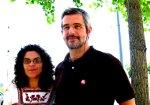 rina Martins e Serafim Duarte são os candidatos do Bloco à Câmara e Assembleia Muncipal de Coimbra