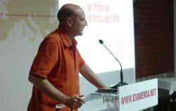 Miguel Portas debateu com os jovens da FCT
