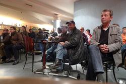 Conversa de café em Murça