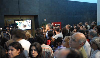 A noite eleitoral do Bloco - Foto de Paulete Matos