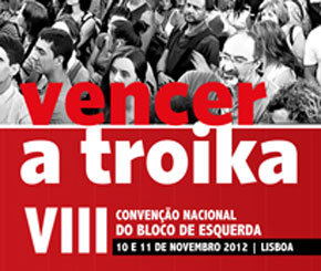 VIII Conven&ccedil;&atilde;o do Bloco de Esquerda