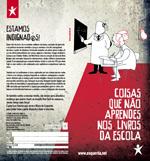 Folheto dos jovens do Bloco