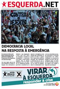 Jornal do Bloco - Agosto 2013