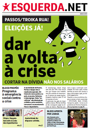 Jornal Maio 2013