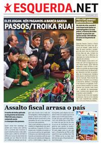 Jornal gratuito novembro 2012