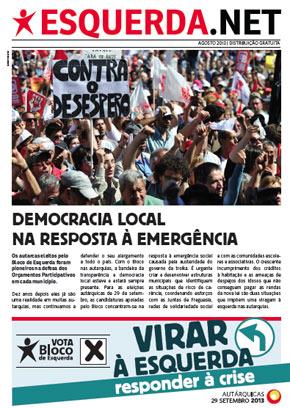 Jornal Agosto 2013