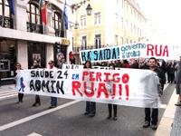 Trabalhadores da Linha Saúde 24 resistem às ameaças patronais que exploram a sua situação precária.