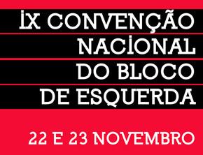 Documentos para a IX Convenção do Bloco