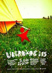 Cartaz Liberdade 2015