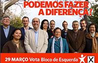 Bloco de Esquerda/Madeira