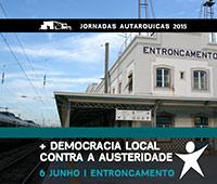 Jornadas Autárquicas 2015