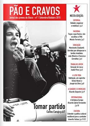jornal dos jovens do Bloco