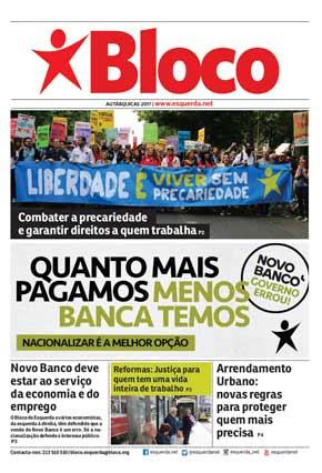 Jornal do bloco maio2017