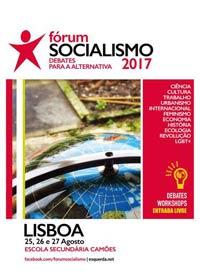 Fórum Socialismo 2017