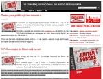 Blogue da VI Convenção do Bloco de Esquerda