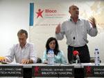 Encontro do Bloco de Esquerda sobre interioridade - Foto de Paulete Matos
