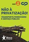 Não à privatização da CP!
