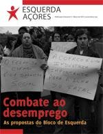 Nº 1 da publicação do Bloco Açores