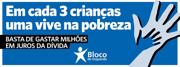 Cartaz do Bloco