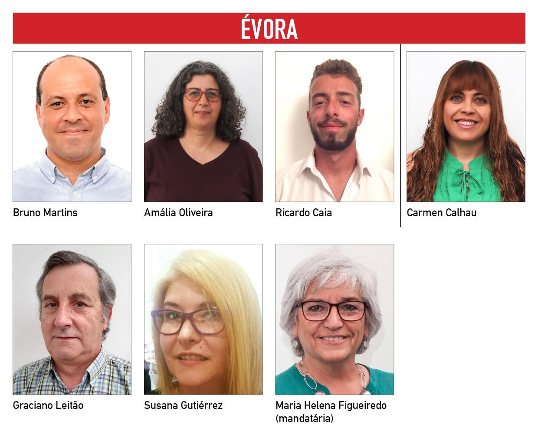 fotos dos candidatos e candidatas