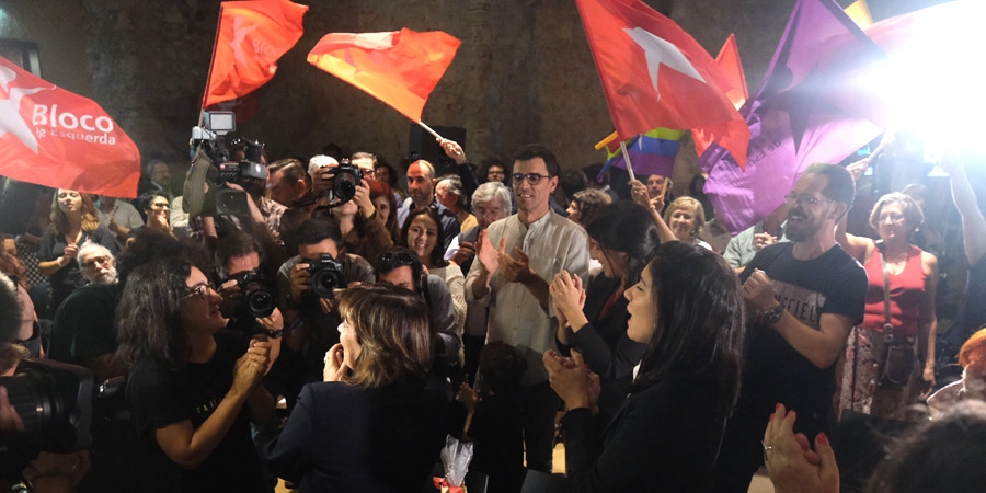 Eleições consolidam Bloco como terceira força política